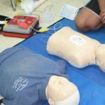 EFR Course in Cyprus - Instructor training