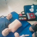 EFR Course Photo - Instructor training