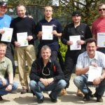 IE Graduation - Getting your certificate at the end of your PADI Instructor Examination