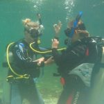 PADI IDC Phiippines. Alternative Air Source - Open water presentations