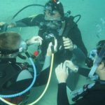Dive Masters - Alternative air source use