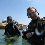 PADI Instructors - Open Water Presentations during IDC