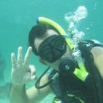 PADI IDC Phiippines. Check your Assistant during skills presentations