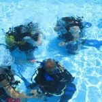 IDC confined water training - Recent Cyprus IDC