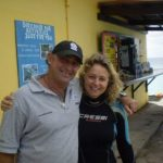 Course Director pepe and PADI staff instructor. Each IDC has plenty of staff