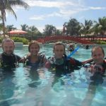 PADI IDC candidates in Mexico