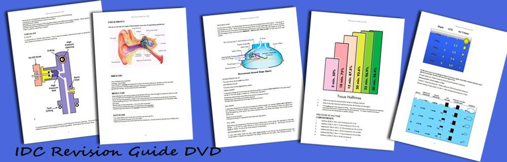 PADI IDC Revision Guide Exam Answers
