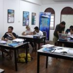 PADI IDC Thailand - Classroom work and Dive Theory