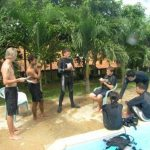 PADI IDC Thailand - Confined water briefing
