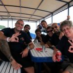 PADI IDC Thailand - Candidates finished diving