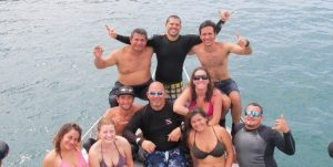 PADI IDC December Group