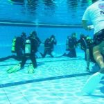 PADI IDC Dubai Confined Water presentations