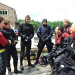 Open Water Training  Its important to be able to teach skills in open water