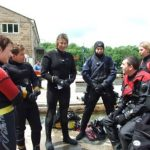 Briefing by Course Director  Quick briefing before Open Water 1
