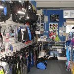 Dive Equipment  Ocean View's very well stocked shop