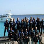 The buddy dive team - Instructors and Divemaster