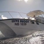 Yacht Dive Buddy boat