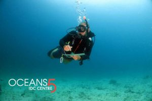 Course Director Joeri At The PADI IDC Gili Islands In Indonesia